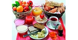 Frühstück bei der Anreise - inklusive